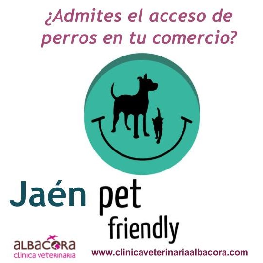 Jaén Pet Friendly